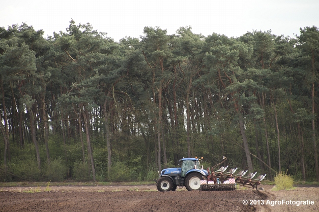 NH T7.270 + Kverneland (11)