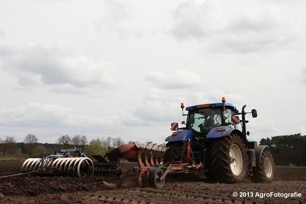 NH T7.270 + Kverneland (19)
