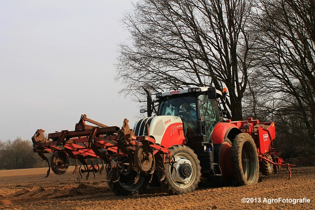 Steyr CVT 6145 + Grimme GL 34KL (27)