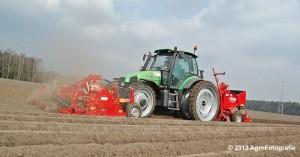 Deutz-Fahr Agrotron 135 MK3 + Grimme GL 34K & RT 300 (11)