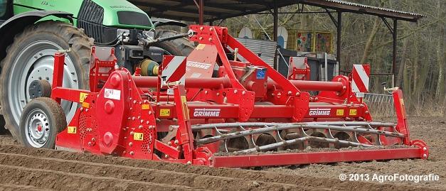 Deutz-Fahr Agrotron 135 MK3 + Grimme GL 34K & RT 300 (20)