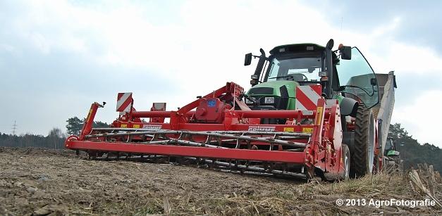 Deutz-Fahr Agrotron 135 MK3 + Grimme GL 34K & RT 300 (28)