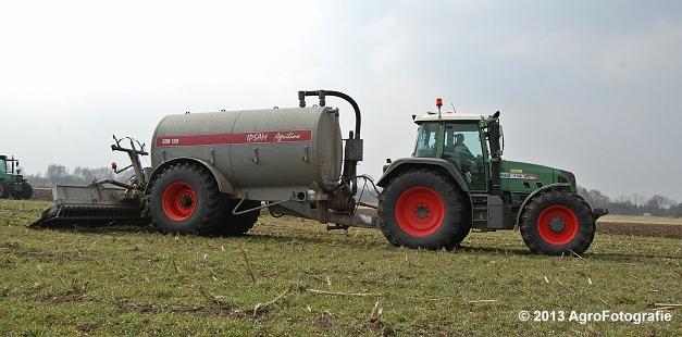 Fendt 714 + Ipsam AGRILINE SDB130 (10)