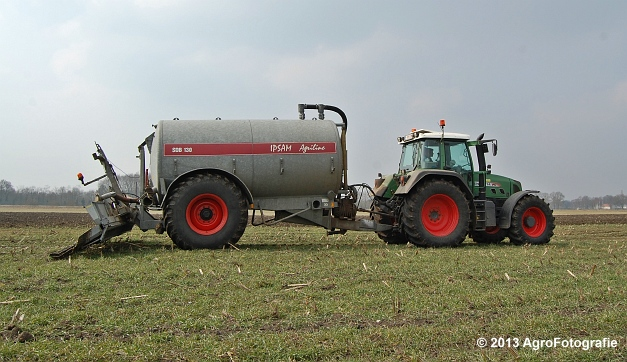 Fendt 714 + Ipsam AGRILINE SDB130 (11)