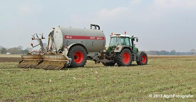 Fendt 714 + Ipsam AGRILINE SDB130 (13)