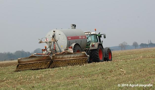 Fendt 714 + Ipsam AGRILINE SDB130 (16)