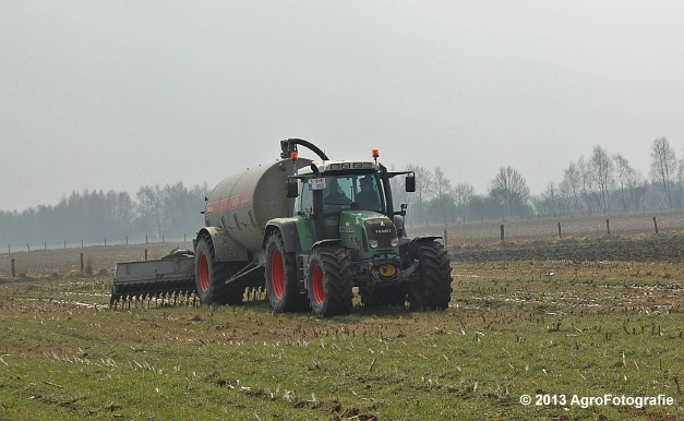Fendt 714 + Ipsam AGRILINE SDB130 (7)