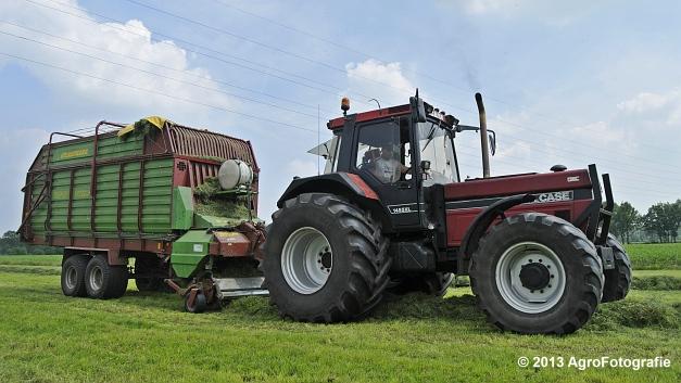 Case IH 1455XL + Strautmann SUPER Vitesse (13)