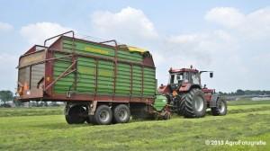 Case IH 1455XL + Strautmann SUPER Vitesse (18)