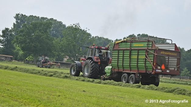 Case IH 1455XL + Strautmann SUPER Vitesse (24)