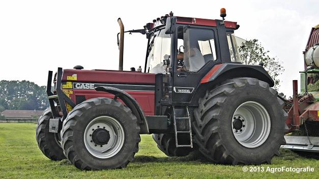 Case IH 1455XL + Strautmann SUPER Vitesse (3)
