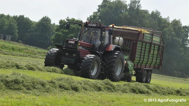 Case IH 1455XL + Strautmann SUPER Vitesse (4)