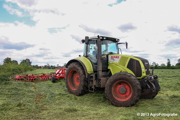 Claas Axion + Lely (15)