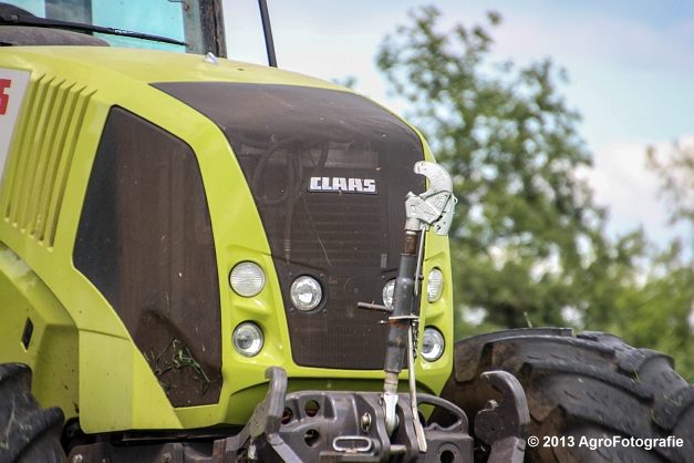 Claas Axion + Lely (2)