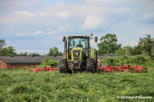 Claas Axion + Lely (5)