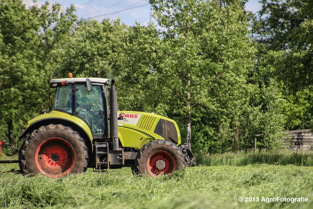 Claas Axion + Lely (9)