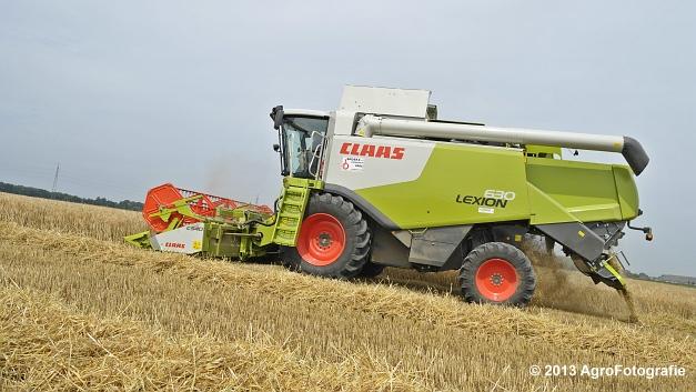 Claas LEXION 630 (20)
