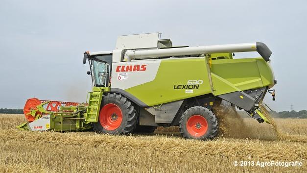 Claas LEXION 630 (21)