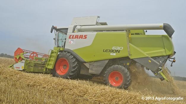 Claas LEXION 630 (6)
