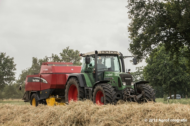 Fendt 818 + New Holland (10)