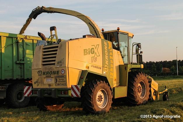 Krone Big X V8 (20)