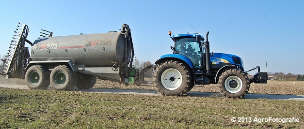 New Holland T6080 + Agrimat Challenger (12)