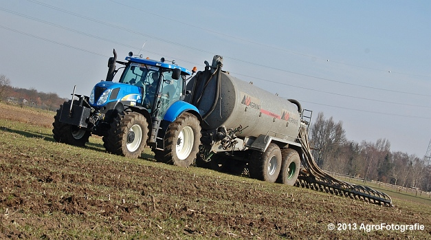 New Holland T6080 + Agrimat Challenger (20)