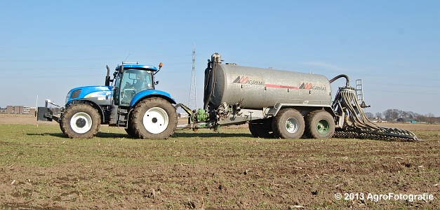 New Holland T6080 + Agrimat Challenger (23)