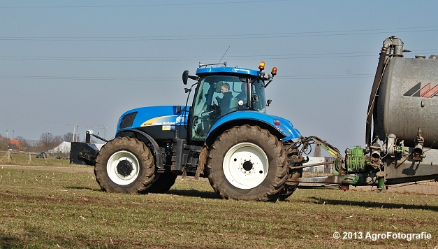 New Holland T6080 + Agrimat Challenger (5)