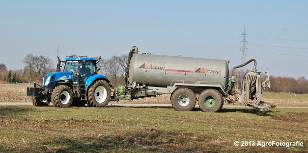 New Holland T6080 + Agrimat Challenger (8)