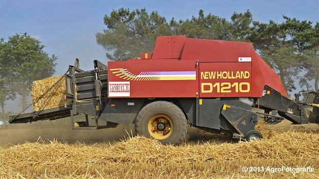 New Holland T7.270 + New Holland D1210 (24)