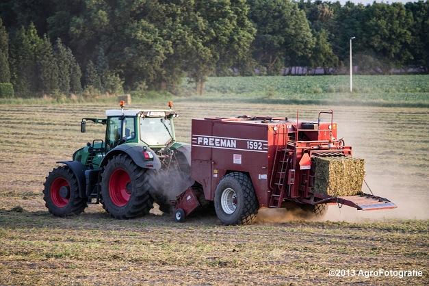 Fendt 930 + Freeman 1592-11