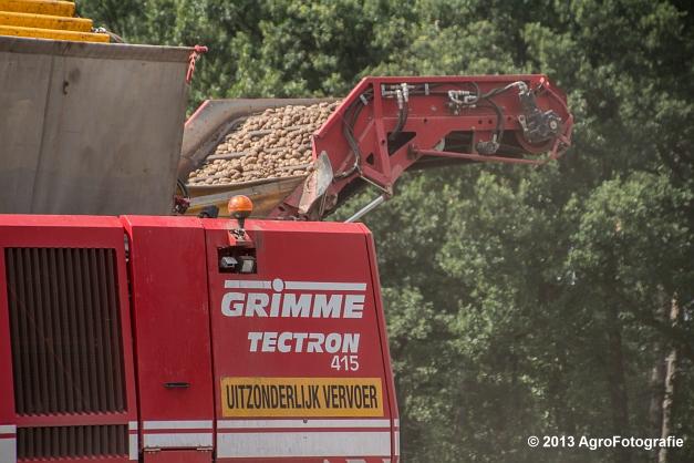 Grimme Tectron 415 (10)