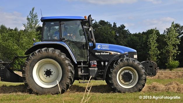 New Holland TM 155 + New Holland BB950A (3)