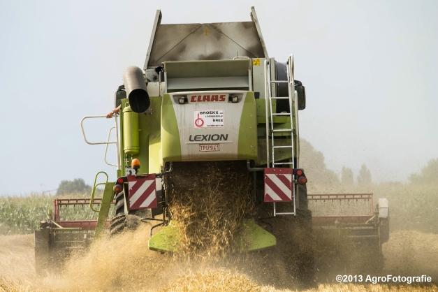 Claas Lexion 750-7