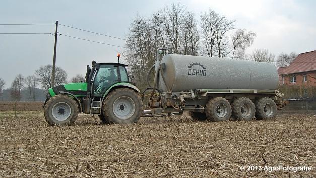Deutz-Fahr Agrotron M620 + DEROO (11)