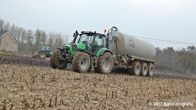 Deutz-Fahr Agrotron M620 + DEROO (15)