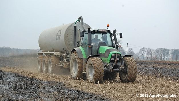 Deutz-Fahr Agrotron M620 + DEROO (20)
