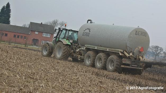 Deutz-Fahr Agrotron M620 + DEROO (5)
