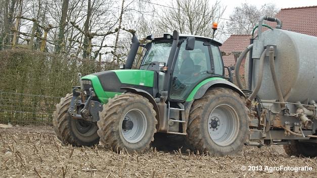 Deutz-Fahr Agrotron M620 + DEROO (9)