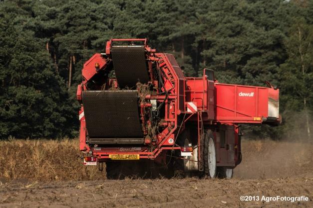 Deutz-Fahr + Grimme & Dewulf R3000 Mega-11