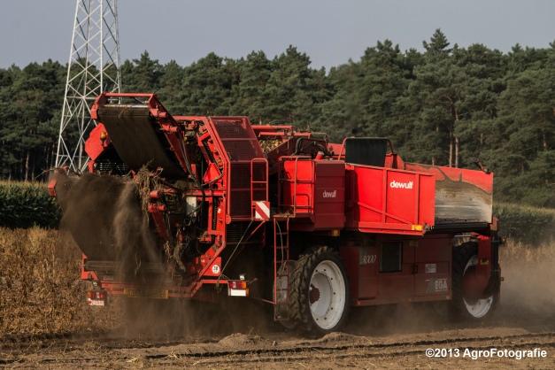 Deutz-Fahr + Grimme & Dewulf R3000 Mega-14