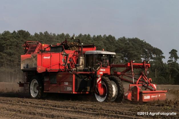 Deutz-Fahr + Grimme & Dewulf R3000 Mega-19