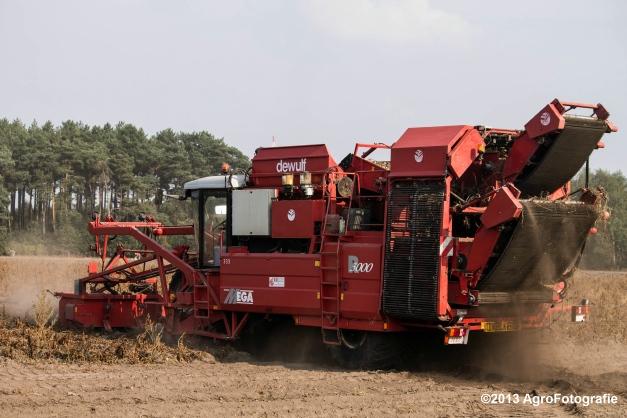 Deutz-Fahr + Grimme & Dewulf R3000 Mega-2