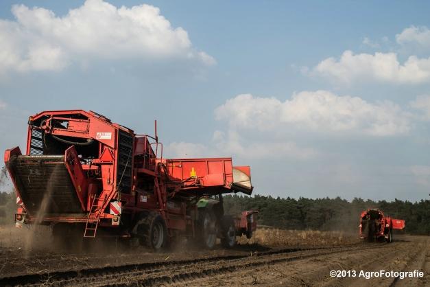 Deutz-Fahr + Grimme & Dewulf R3000 Mega-26