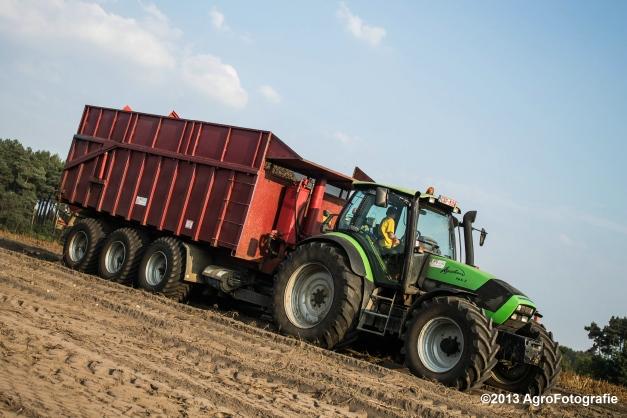 Deutz-Fahr + Grimme & Dewulf R3000 Mega-29