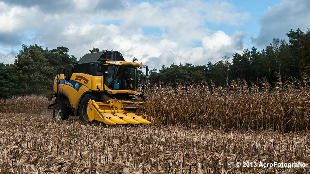 New Holland CX 8050 (1 van 20)