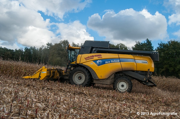 New Holland CX 8050 (10 van 20)