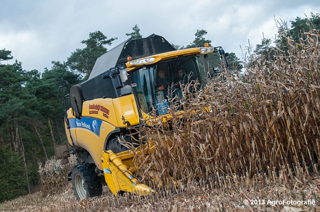 New Holland CX 8050 (13 van 20)