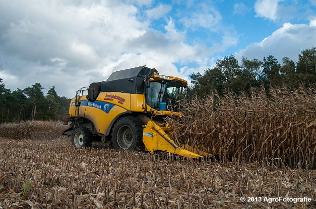 New Holland CX 8050 (15 van 20)